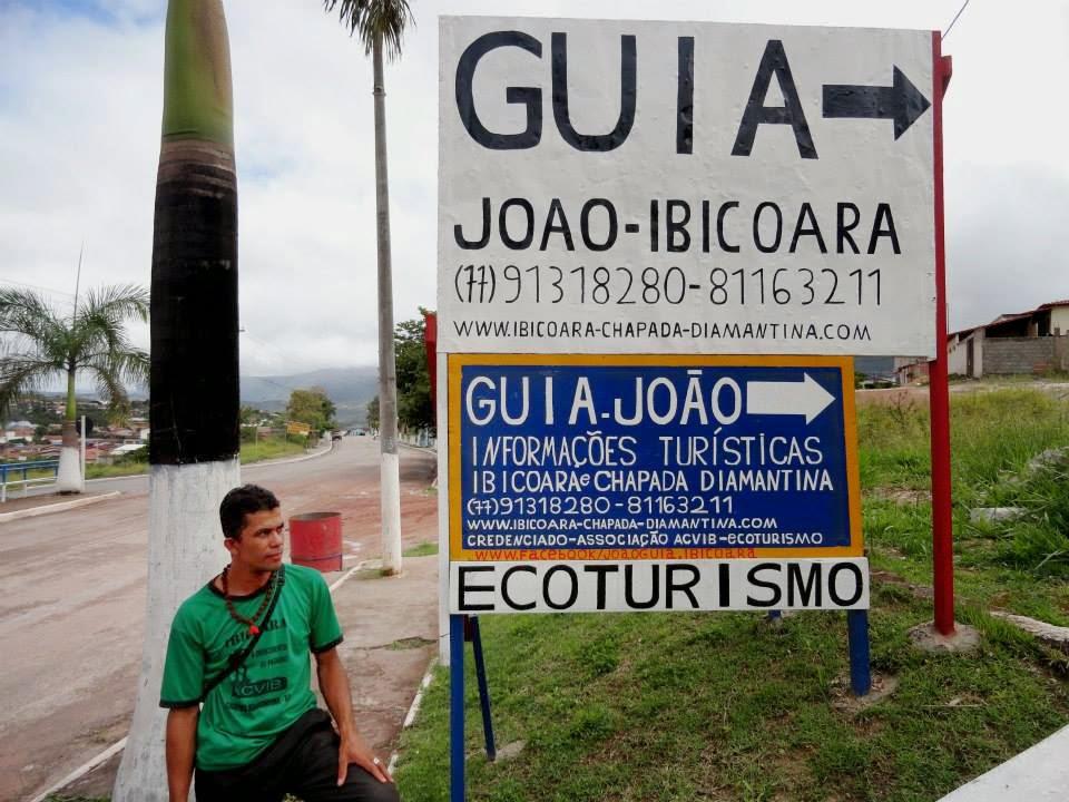 JOÃO GUIA DE ECOTURISMO DE IBICOARA
