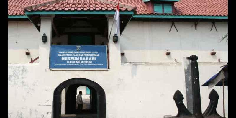 Wisata Museum Bahari Sunda Kelapa