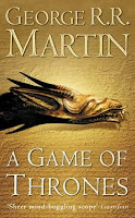 Book cover of A Game of Thrones by George R. R. Martin