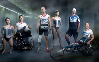 Paralympic Athletes 2012 London Olympics