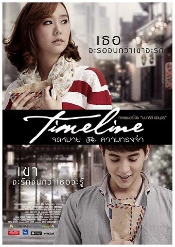 Timeline (2014) 720p HDRip