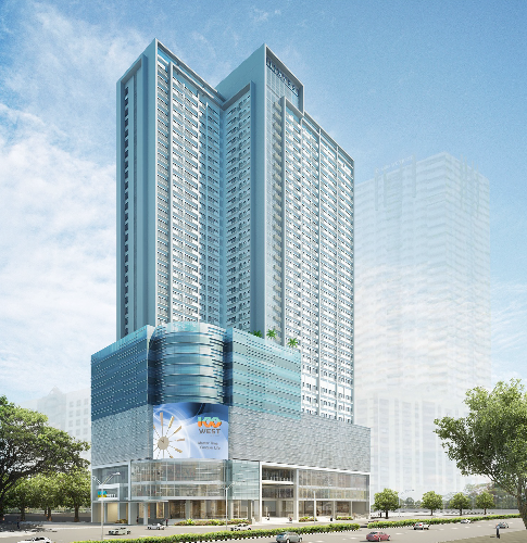 100 West @ Makati City, Philippines (Singapore Sales)