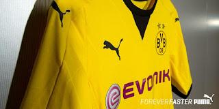 gamabr desain terbaru musim depan liga jerman Jersey Borrusia Dortmund home Liga Eropa musim 2015/2016 di enkosa sport toko jersey terpercaya loaksi di jakarta