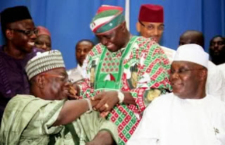 Stop 'Studying The Judgement', Swear-in Oyinlola Or We Would Storm Wadata Plaza – nPDP