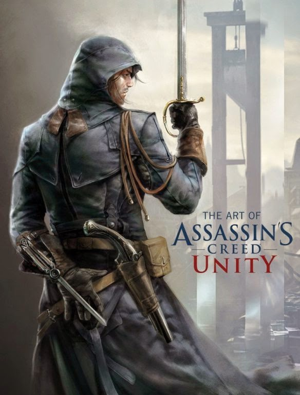 Anunciado el libro 'El arte de Assassin's Creed: Unity