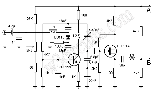How To Build 18w Fm Transmitter