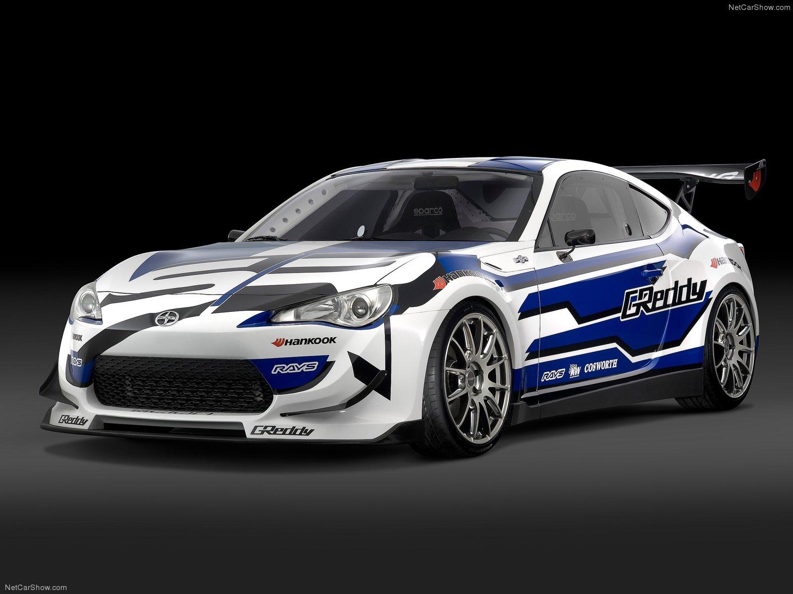 Hình ảnh xe ô tô Scion FR-S Race car 2012 & nội ngoại thất