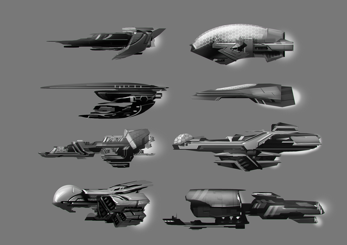 spacecraft concept - photo #4
