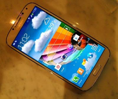 6 Fitur Jagoan Samsung Galaxy S4