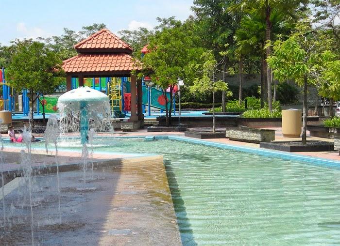 Tempat Menarik di Putrajaya : Kolam Renang Awam. Ada Lima
