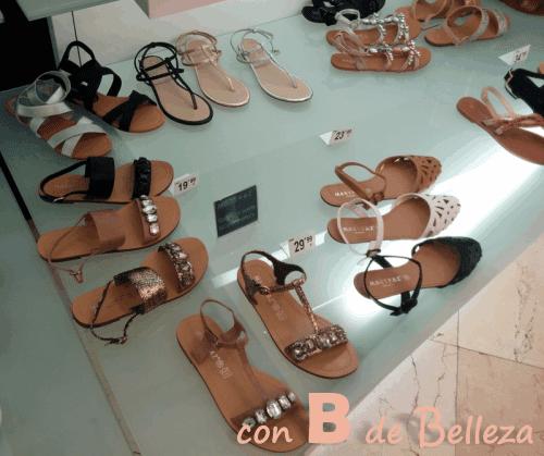 Tendencias sandalias verano 2015