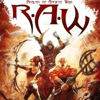 Realms of Ancient War, R.A.W. Realms of Ancient War para pc
