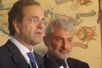Η Εγκληματική οργάνωση της Ν.Δ. συνεχίζει ακάθεκτη....Νέο σκάνδαλο με βουλευτή της Λέσβου