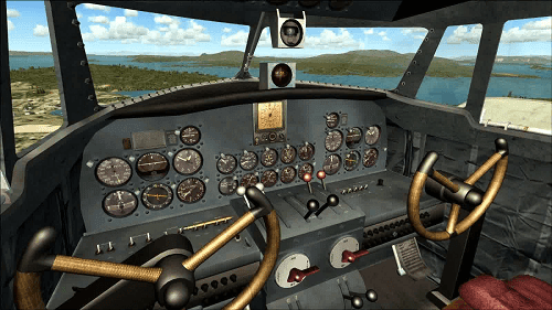 Microsoft Flight Simulator X PC Full Version 1