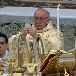 Gabriela  e le ostie viaggio dal carcere al Papa