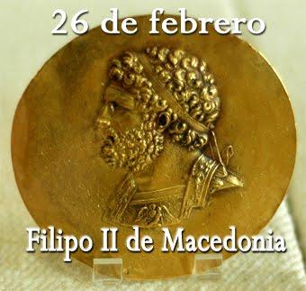 Padre de Alejandro Magno