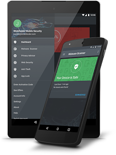 Bitdefender Mobile Security antivirus android gratis