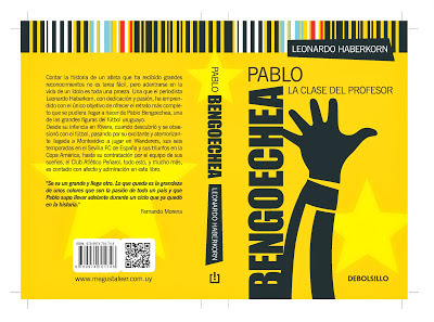 Biografía de Pablo Bengoechea, sus años en Wanderers, Peñarol y la selección