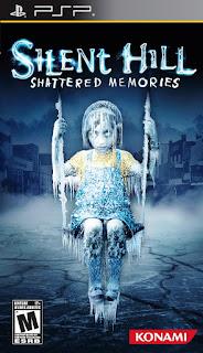 Silent Hill: Shattered Memories PSP GAME