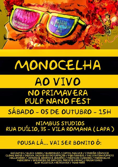 Dica Da Quanta - Primavera Pulp Nano Fest