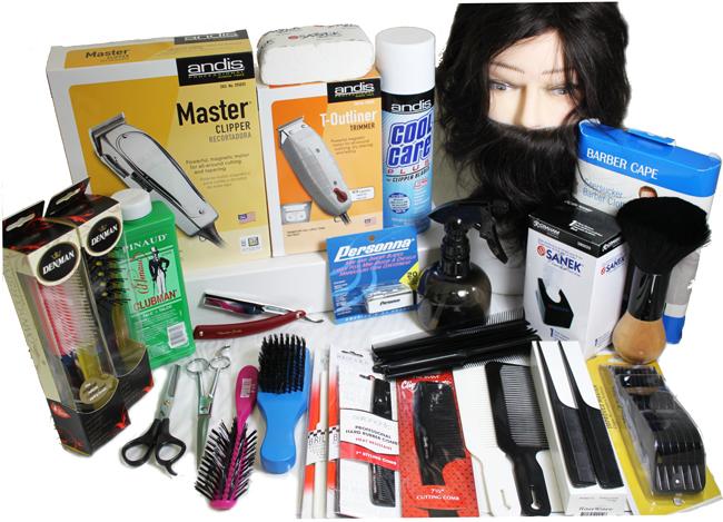 Barber Kit : Barber Necklace Galleries: Barber Kits