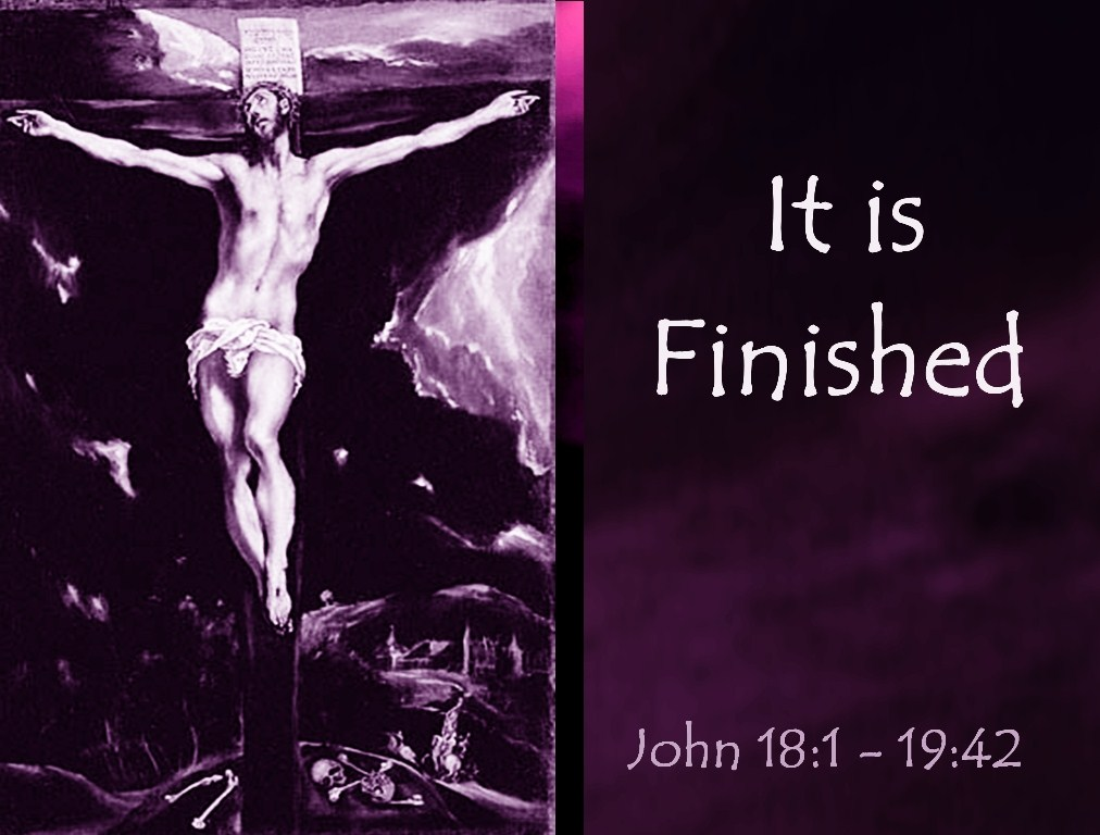 It Is Finished John 19 30 Bible Verse Wallpapers Cool Christian Wallpapers