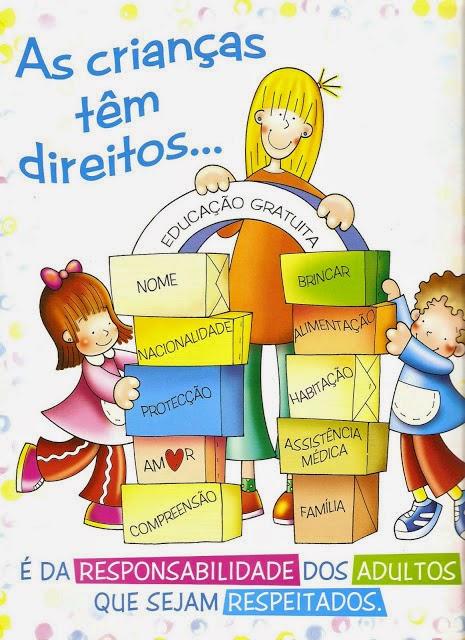 Resultado de imagem para Declaração Universal dos Direitos da Criança