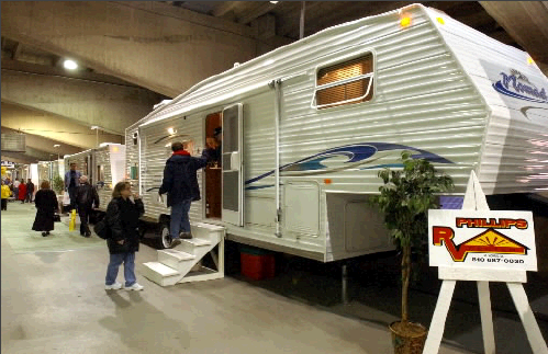 The London & St. Thomas RV Show
