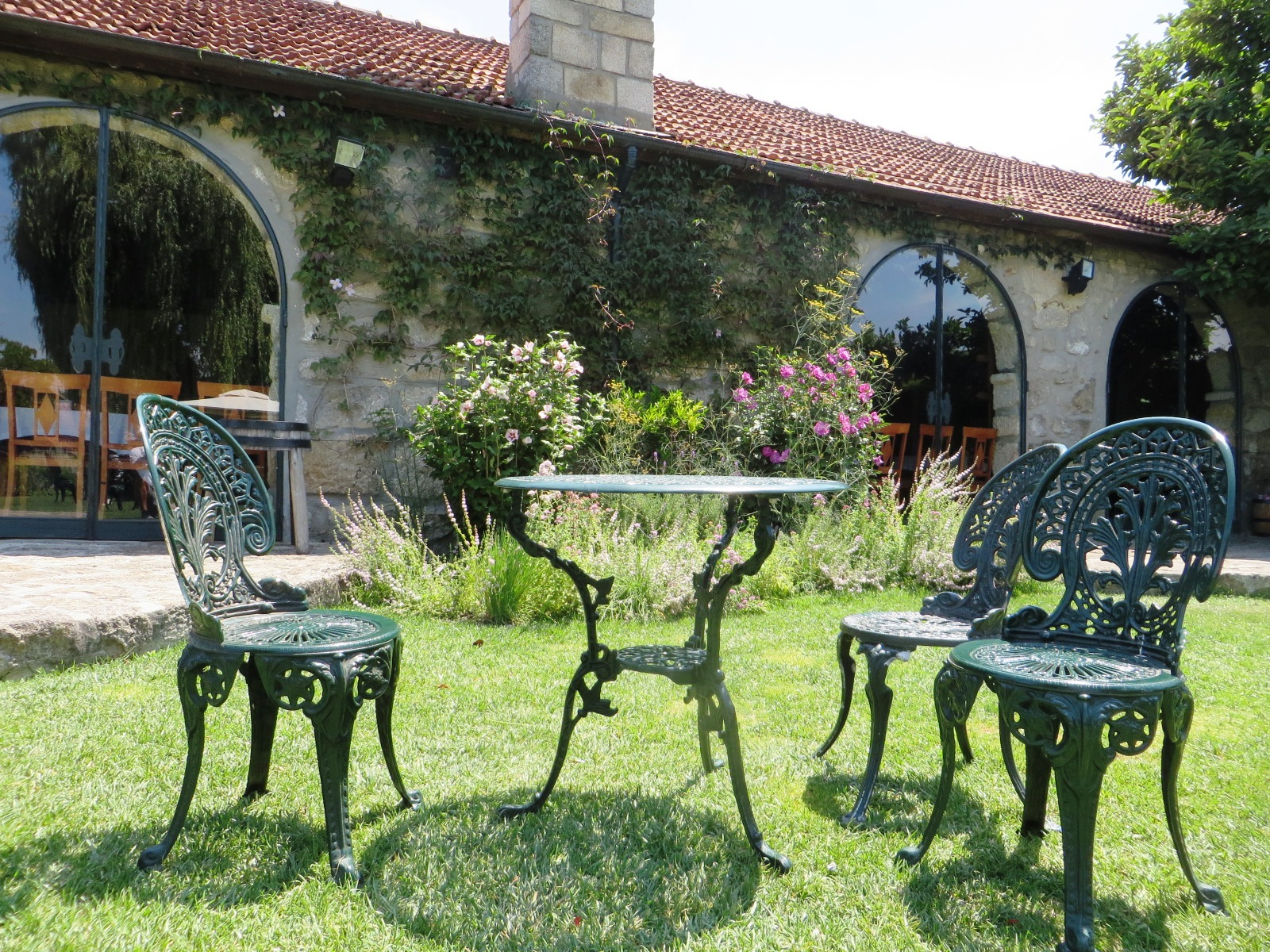 Urbina vinos blog bodega taylor 39 s vino de oporto for Bodegas de jardin chile
