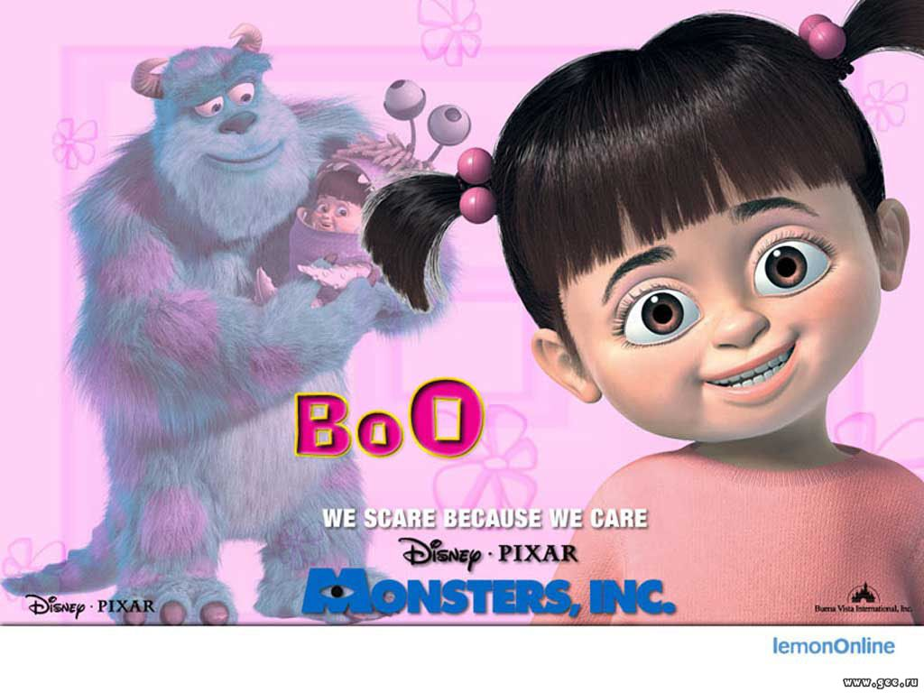 Wallpapers boo monster inc - Imagui