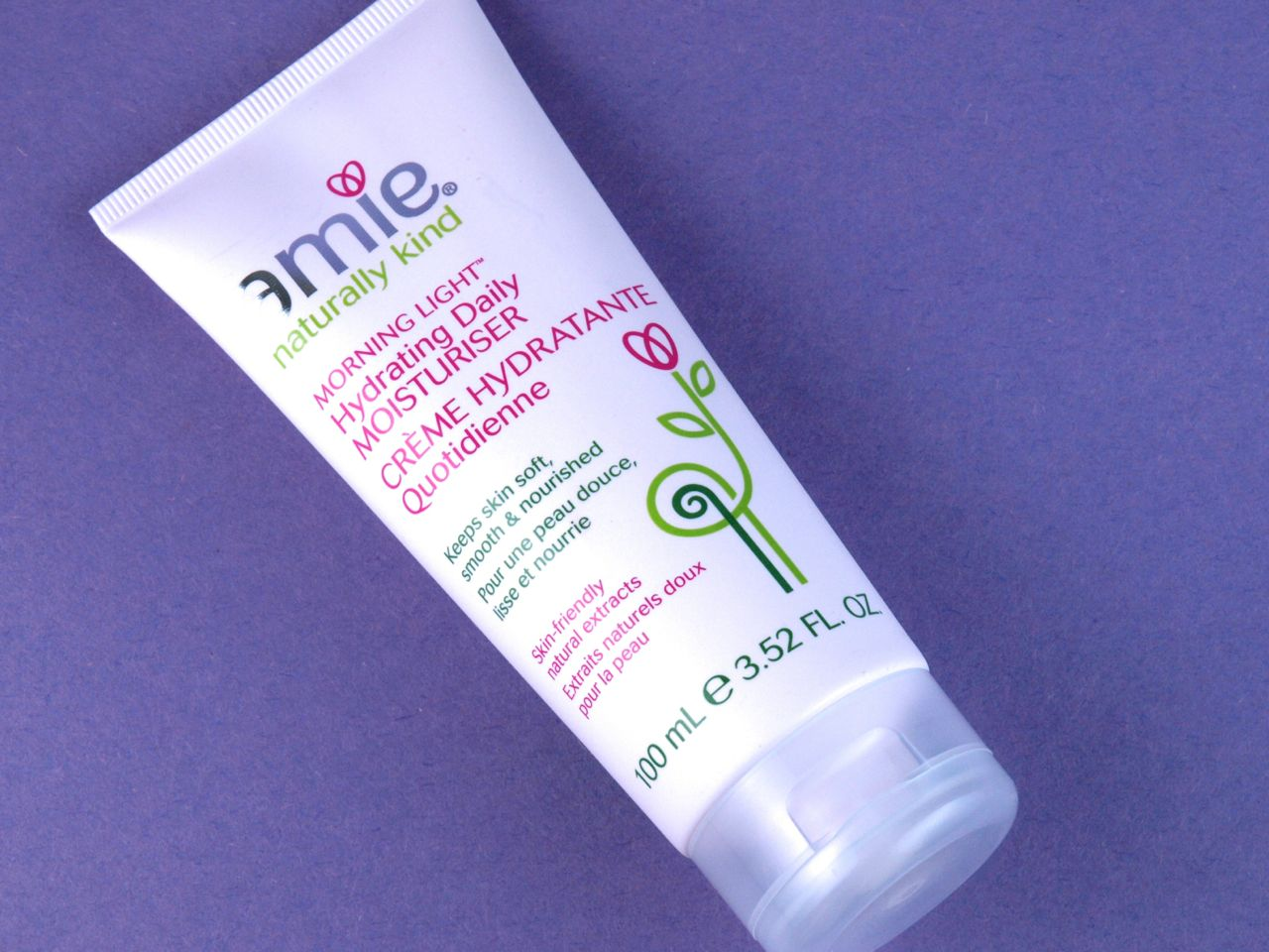 Amie Naturally Kind Skincare: Review | The Happy Sloths ...
