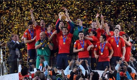 Timnas Spanyol Pernah Kalahkan Belanda Dengan Strategi Tika-Tiki