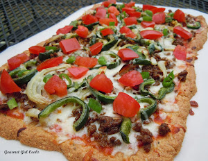 Pizza -- Wheat/Grain Free!