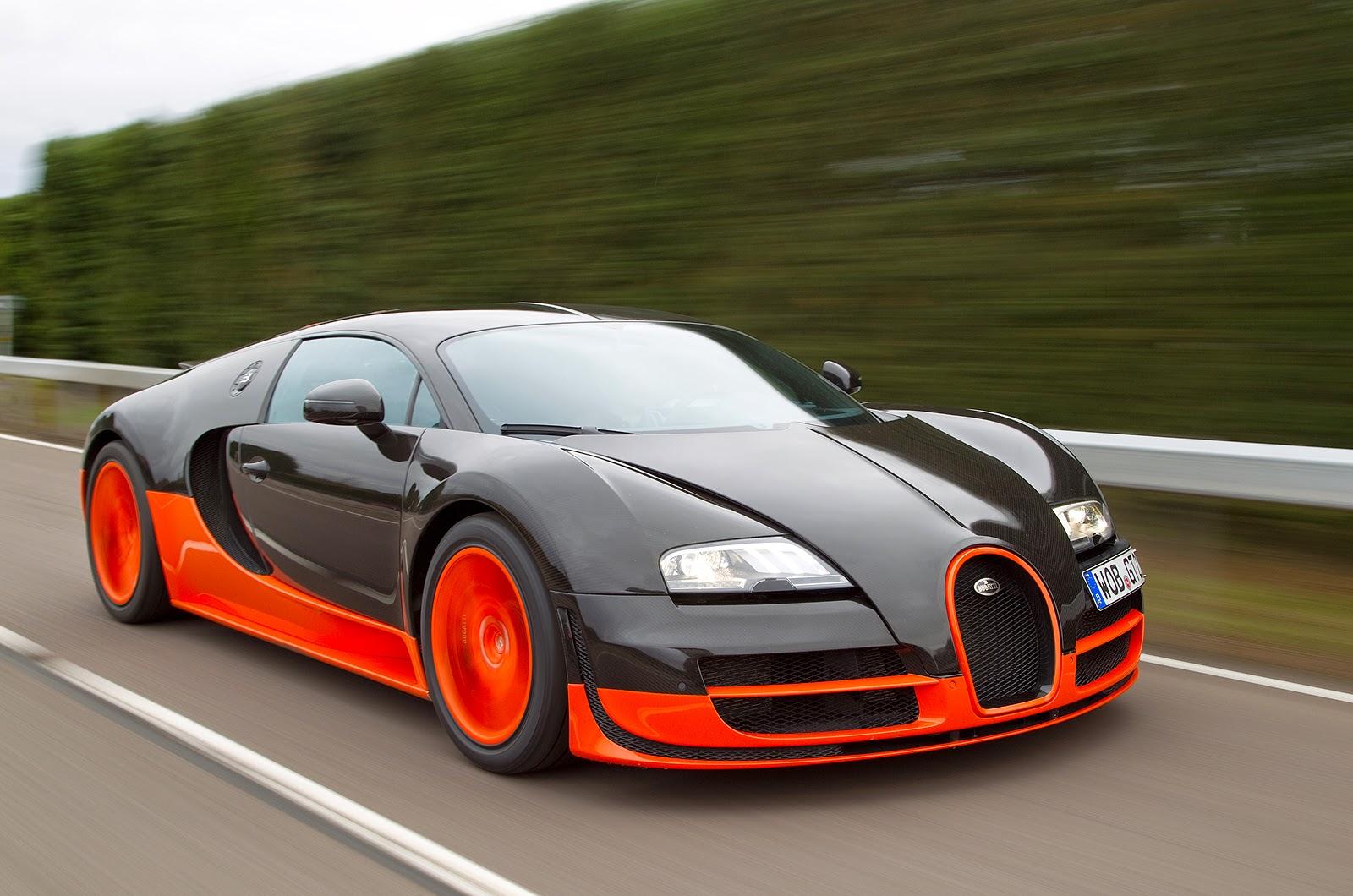 Bugatti Veyron Super Sports Mobil Paling Mahal Super Mewah 2015
