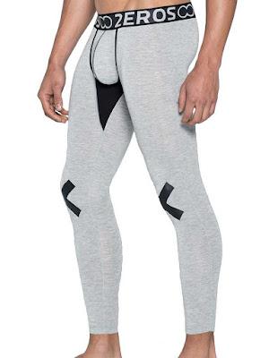 2Eros X Series Tights Leggings Underwear Grey Marle Gayrado Online Shop