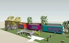 Vive sue a y ense a la arquitectura de los centros for Edificios educativos arquitectura