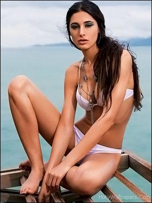 Nargis Fakhri Bikini Photo Shoot