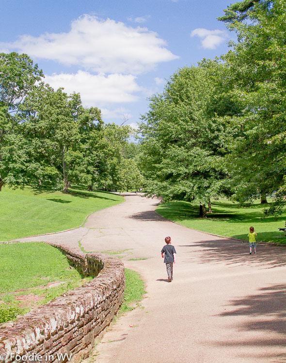 Ritter Park Huntington, WV