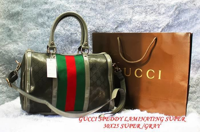 Tas Gucci Speedy Laminating  e51526d4e4