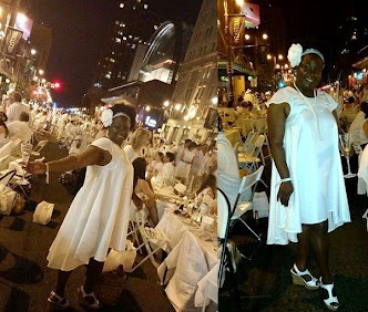 Fashion & Food: Tulip Clothing / Diner en Blanc