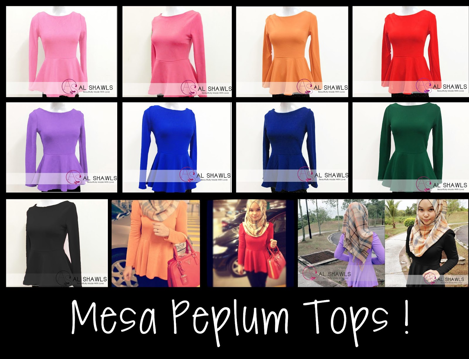 FESYEN PEPLUM KURUNG DRESS 2013