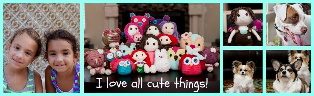 I Love all cute things!