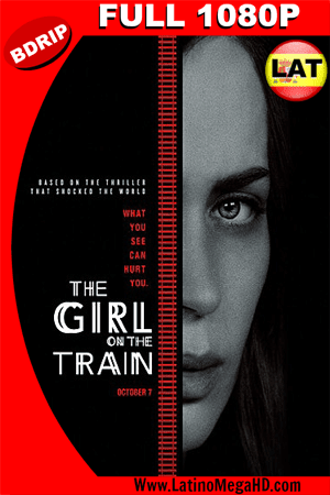 La Chica del Tren (2016) Latino HD BDRIP 1080P ()