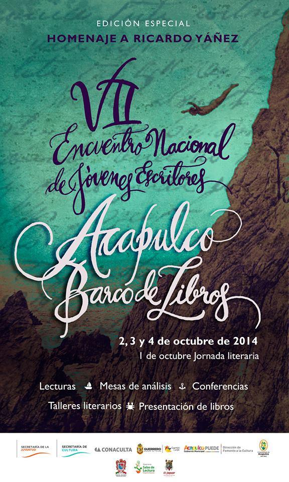 VII Encuentro de Escritores Acapulco