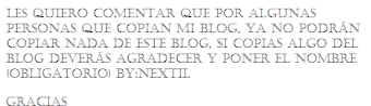 blog protegido
