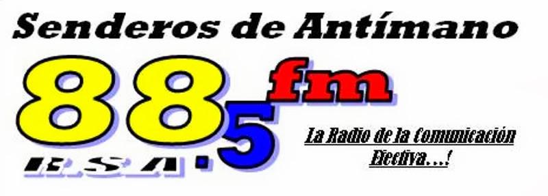 Senderos de Antímano 88.5 fm