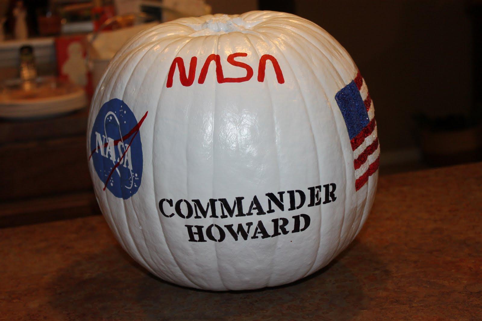astronaut pumpkin - photo #27