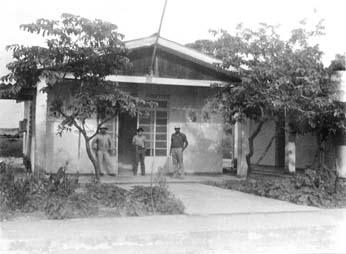 FONTE BOA (AM) Prédio da Prefeitura Municipal - 1984