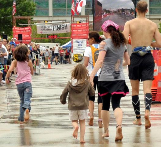 Barefoot Kids