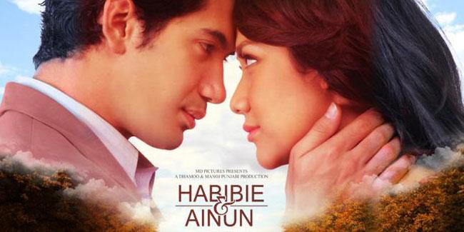 10 Kutipan Cinta Romantis Film Habibie & Ainun